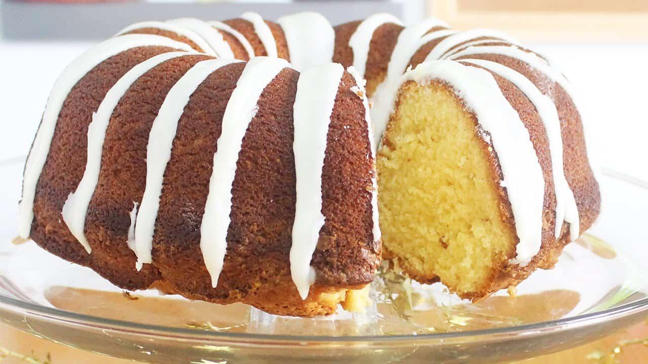 Harvey Wallbanger Cake Orange Cake Mix