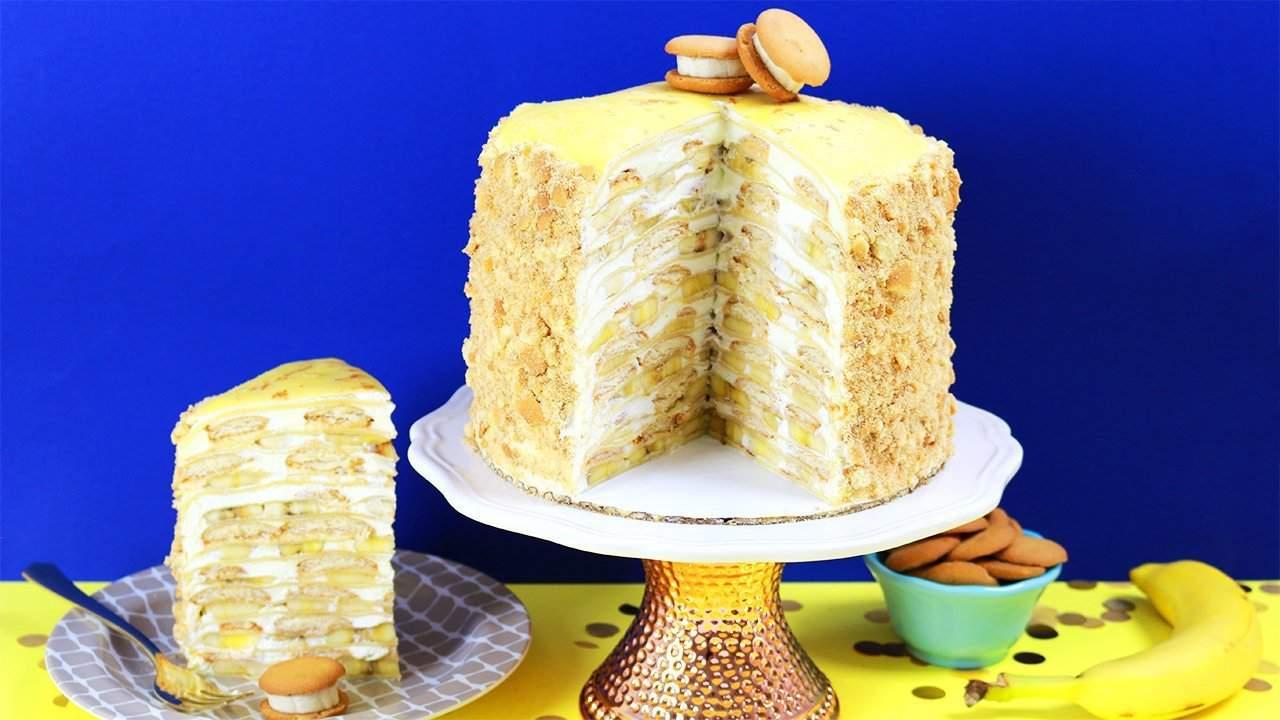 Banana Cake Recipe Using All Purpose Flour