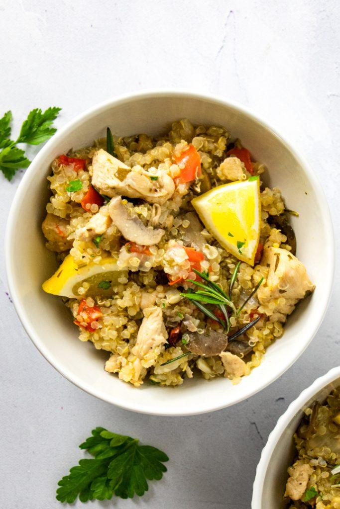 One-Pot Chicken Quinoa