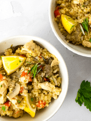 One-Pot Chicken Quinoa