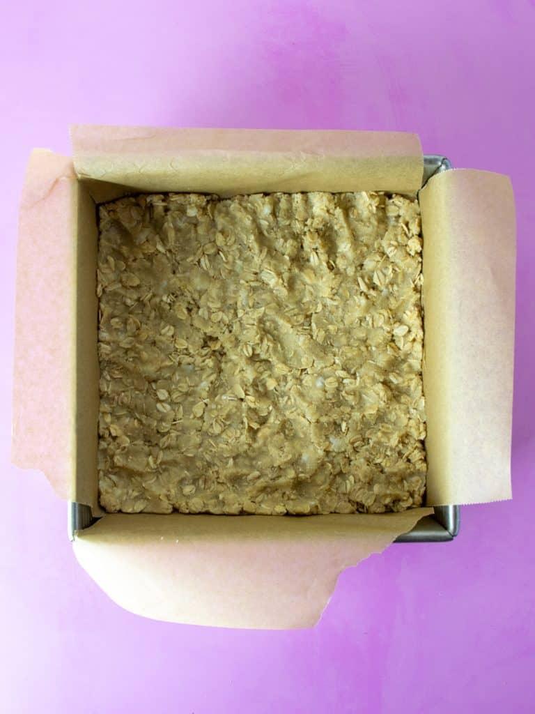 Gluten Free Raspberry Bars with Almond Flour crust