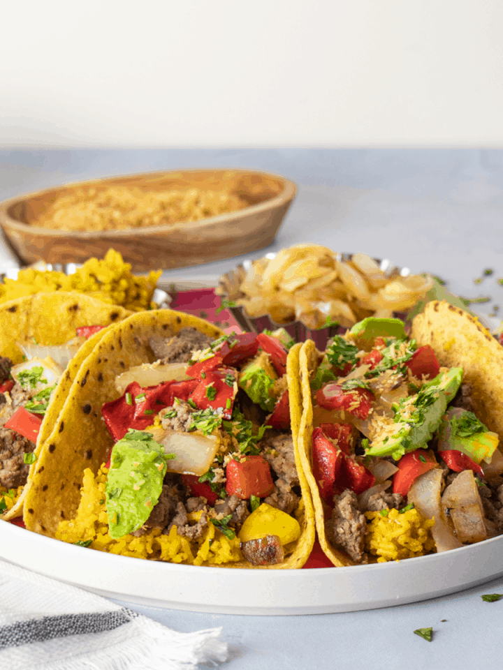 Loaded Plantain Tacos