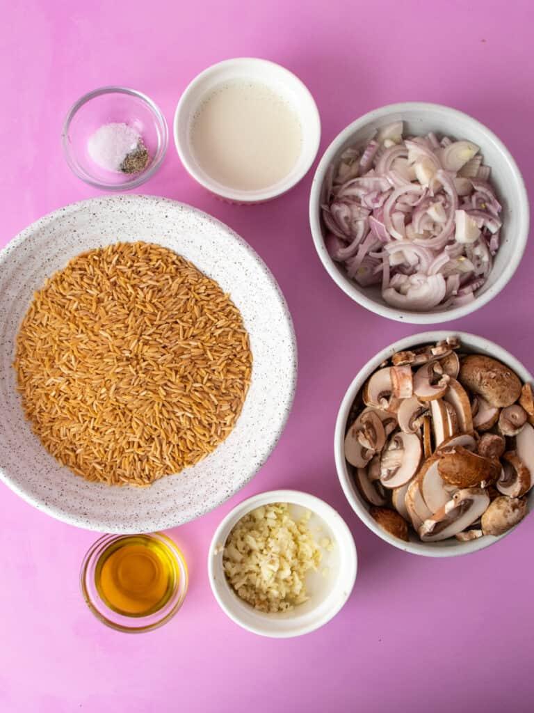 ingredients to make this orzo dish