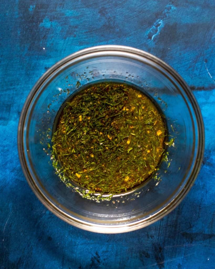 raspberry vinegar dressing for salad