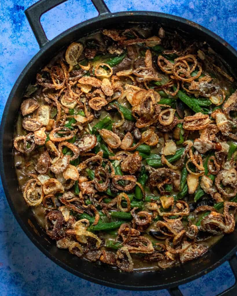 gluten free green bean casserole 1-9679-2